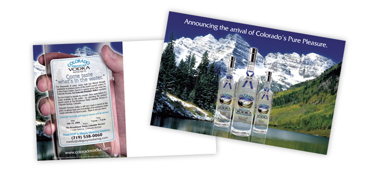 Colorado Premium Vodka